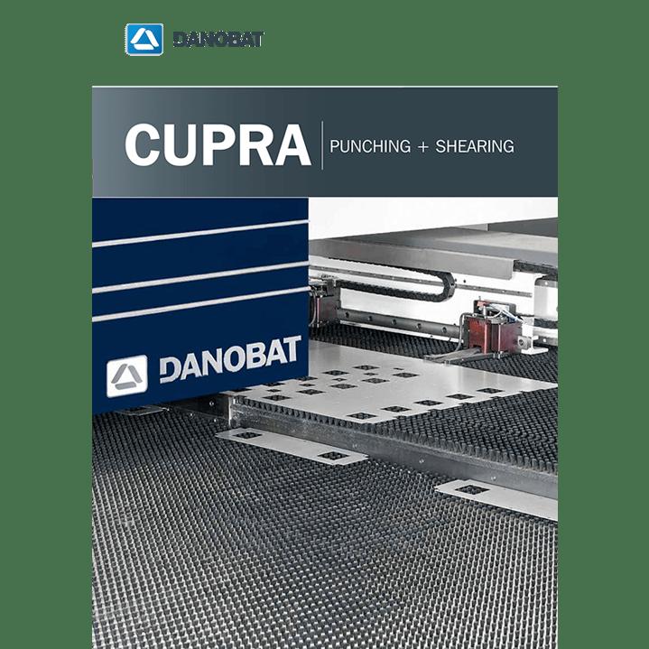Штамповка + резка от компании DANOBAT серия CUPRA