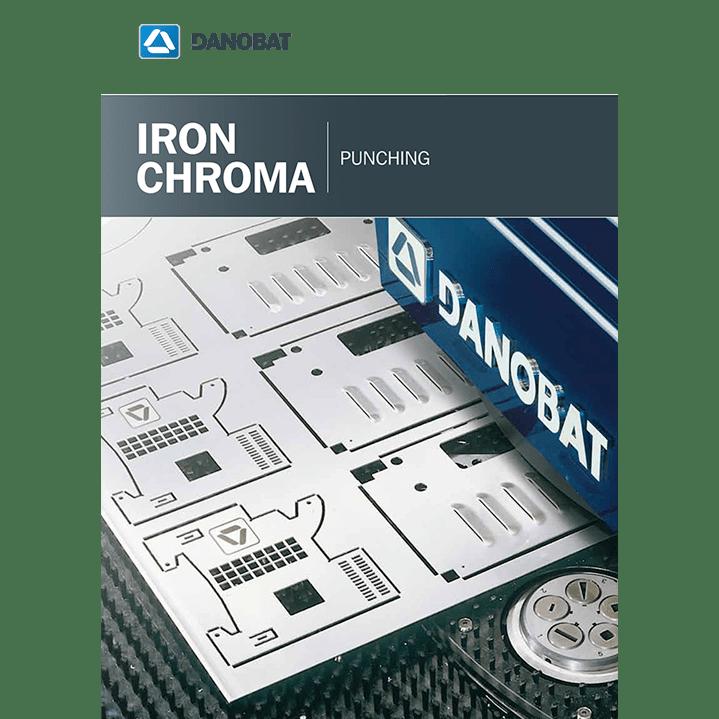 Штамповка от компании DANOBAT серия IRON CHROMA