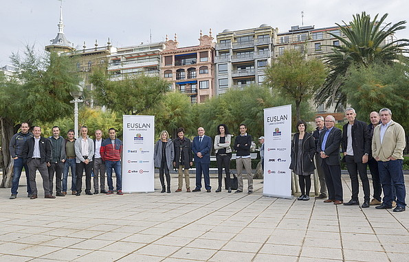Danobatek beste 11 enpresekin batera, Eusko Jaurlaritzaren proiektuan hartuko du parte