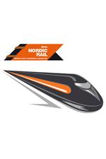 ELMIA NORDIC RAIL TRADE FAIR from 6 to 8 October