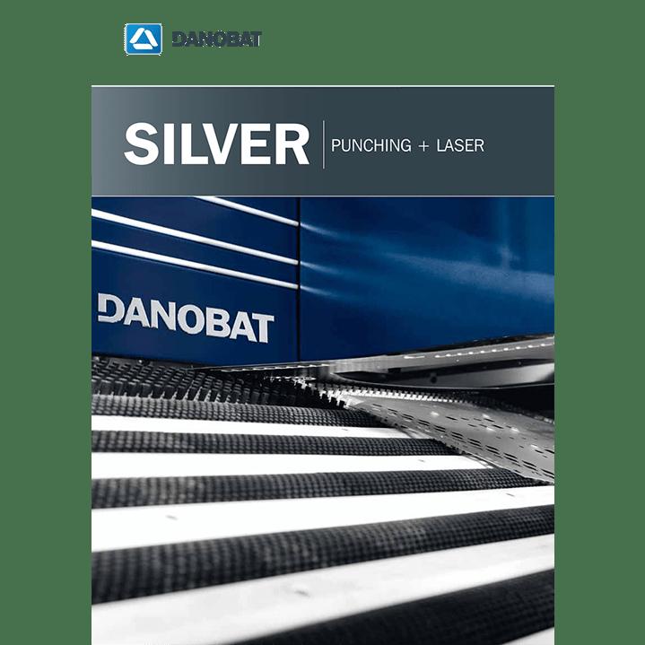 Штамповка + лазерная резка от компании DANOBAT серия SILVER