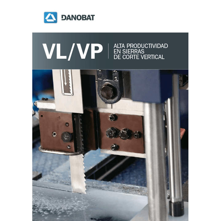 DANOBAT VL-VP Vertical Bandsawing