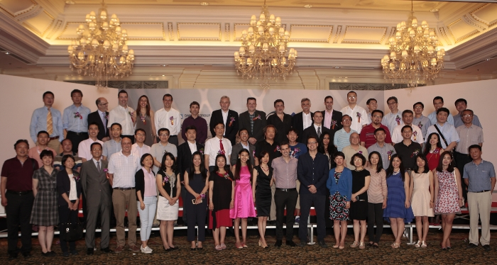 DANOBATGROUP celebrates the 25th anniversary of its delegation in China