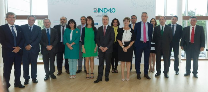 DANOBATGROUP participates in the BIND 4.0 initiative