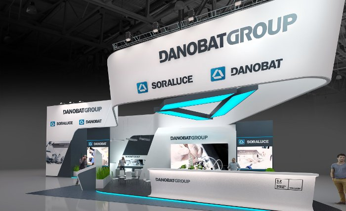 DANOBATGROUP to exhibit at Metalloobrabotka 2016, from 23 to 27 May in Moscow