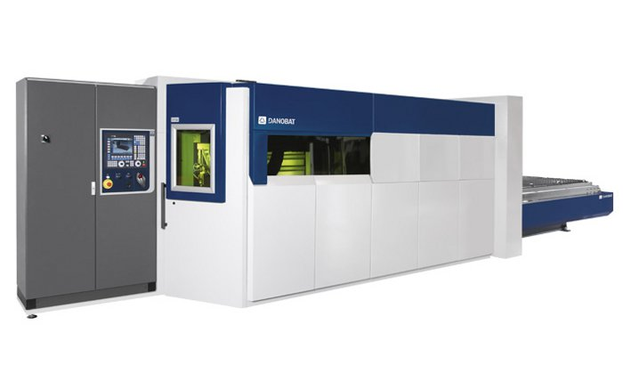 EUROTEK S.R.L purchases a DANOBAT large dimension laser cutting machine