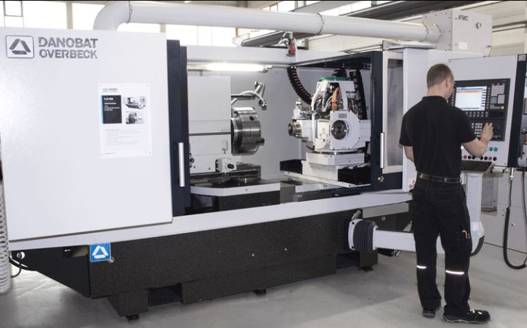 Top level cylindrical grinding technology