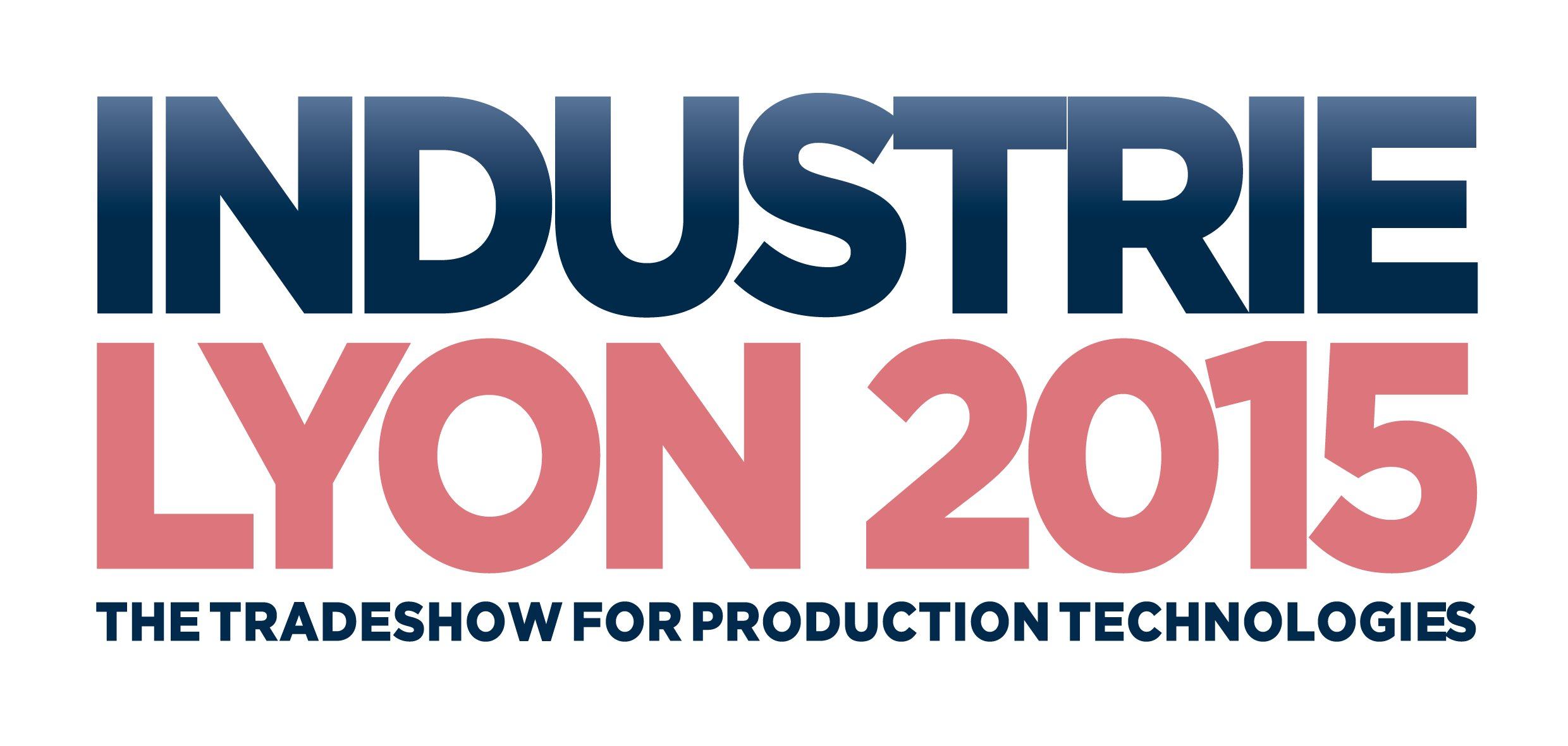 INDUSTRIE 2015 in Lyon (France)