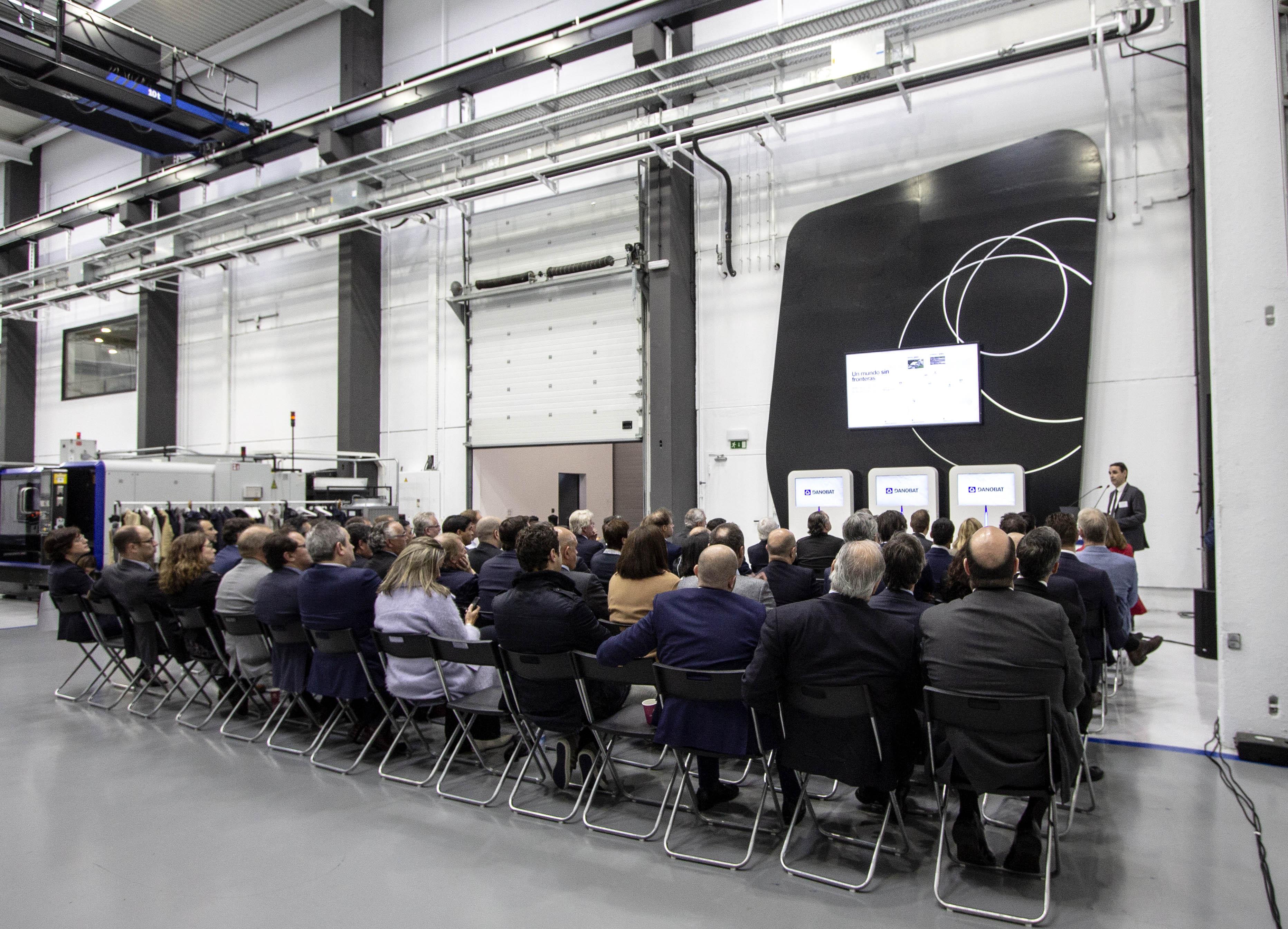 DANOBAT veranstaltet ein Unternehmensforum, um seine Verbindungen zum deutschen Markt zu stärken