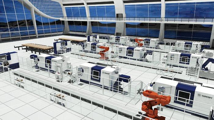 Los últimos desarrollos DANOBAT para oil&gas serán expuestos en la HOUSTEX del 26 al 28 de febrero en Texas