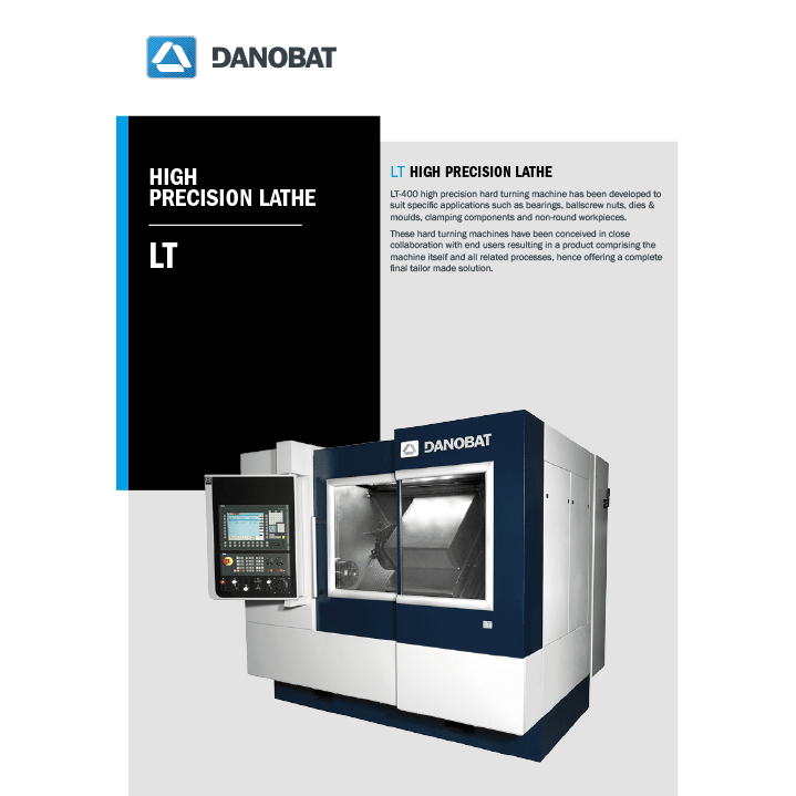 LT Horizontal turning machine