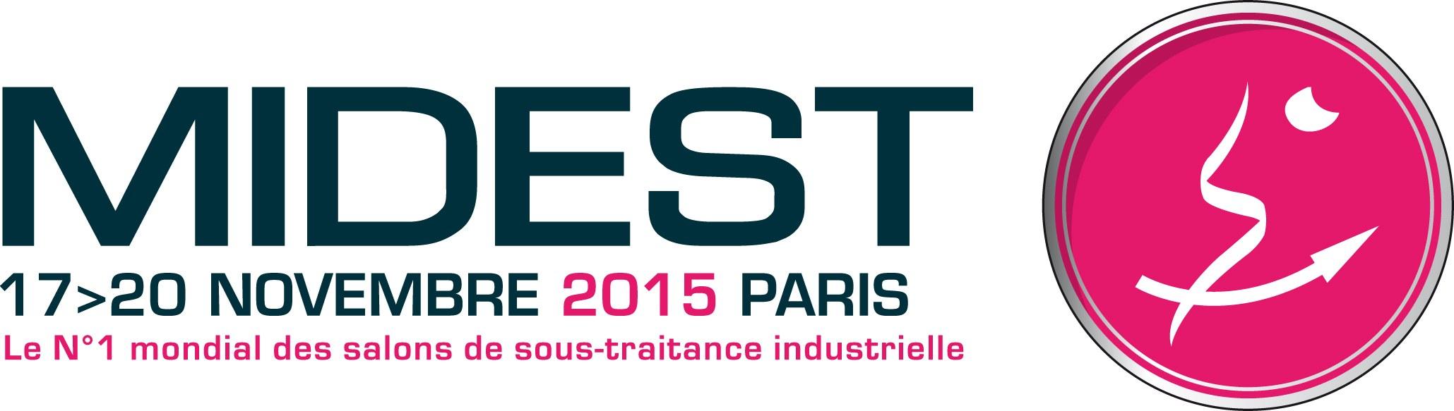 Del 17 al 20 de Noviembre en la feria MIDEST 2015 en Paris
