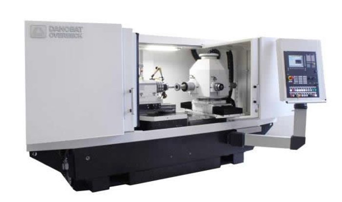 High-precision and flexible external and internal grinding and threading machine, ID-400 L