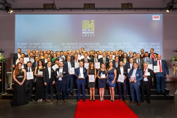 SORALUCE VSET RECEIVES THE BEST OF INDUSTRY AWARD