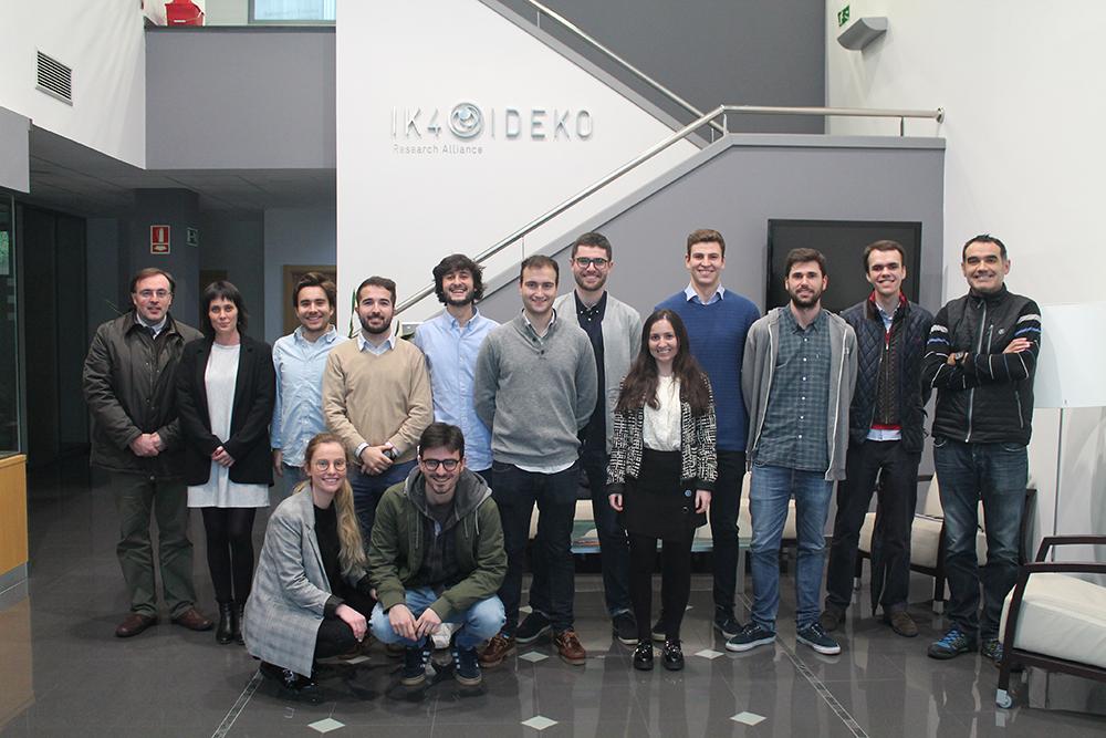 DANOBATGROUP premia un proyecto de Tecnun para impulsar la investigación aplicada a la fabricación industrial