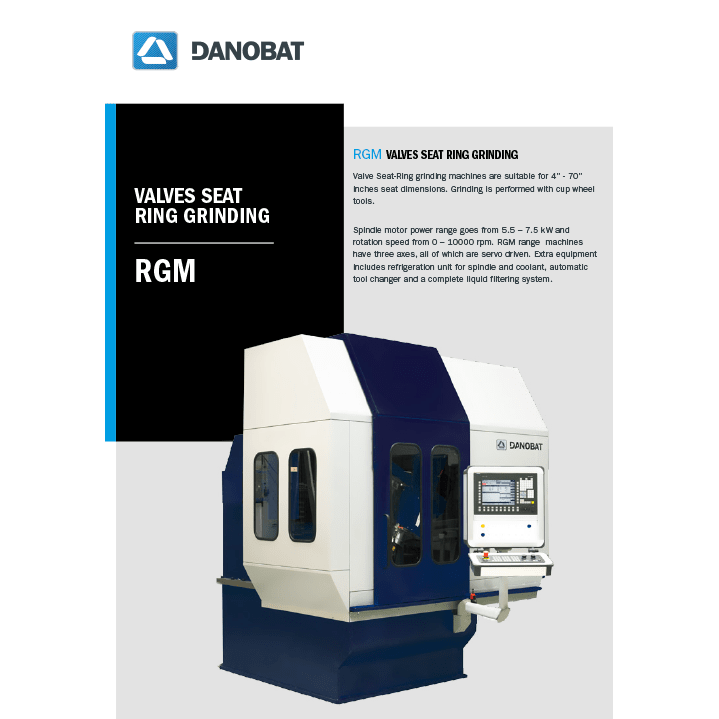 RGM external grinding machine