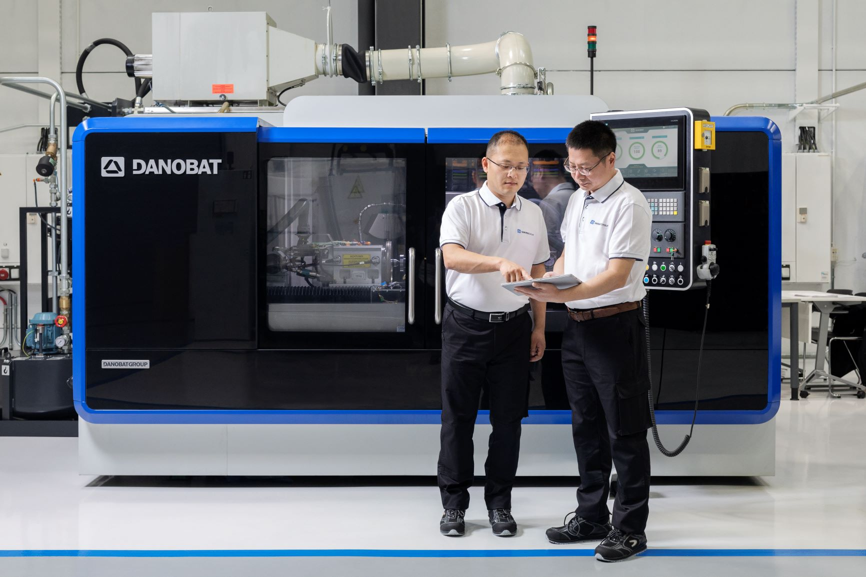 DANOBATGROUP showcases the latest developments of advanced manufacturing solutions of DANOBAT and SORALUCE brands at CIMT 2019 in Beijing