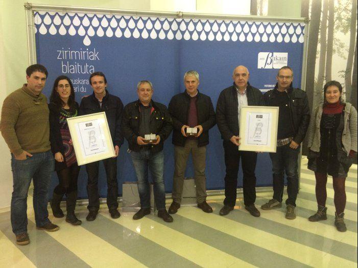 Las cooperativas Soraluce y Latz pertenecientes a DANOBATGROUP han obtenido el Certificado de Calidad en la Gestión Lingüística Bikain, Euskararen Kalitate Ziurtagiria