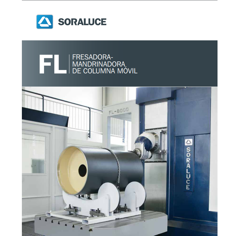 SORALUCE FL Floor type milling boring machines