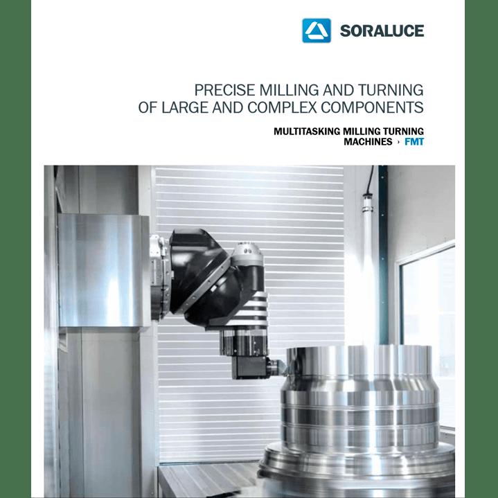 SORALUCE FMT Multitasking milling turning centres