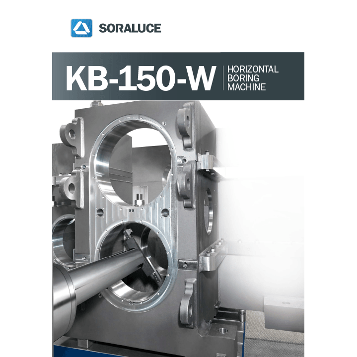SORALUCE KB Horizontal boring machine