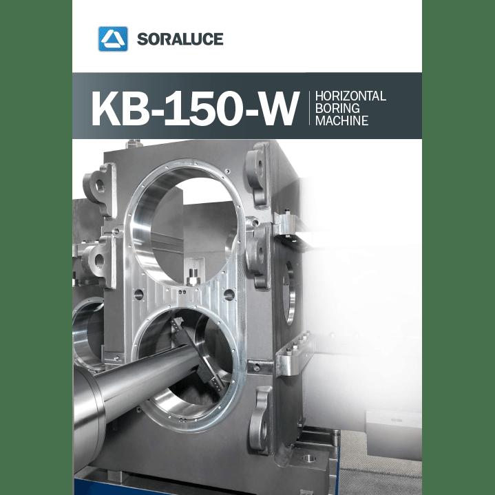 Горизонтальные расточные станки серии KB от компании SORALUCE