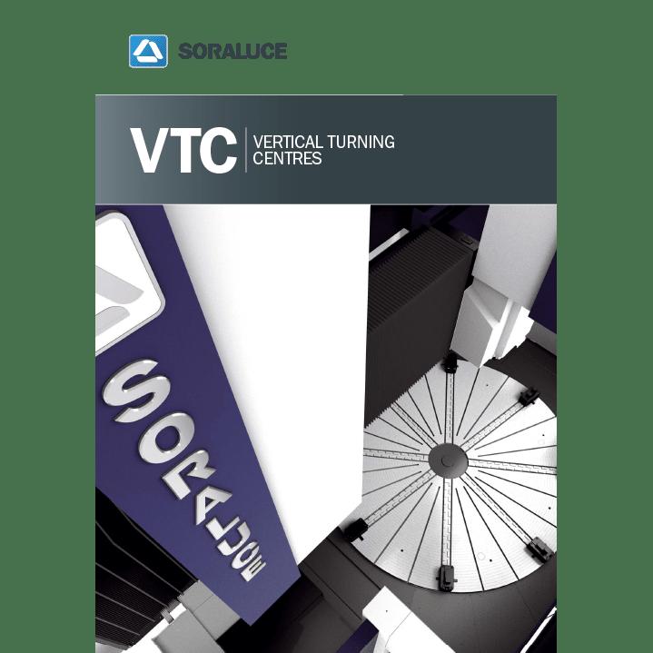 Вертикальные токарные станки серии VTC от компании SORALUCE