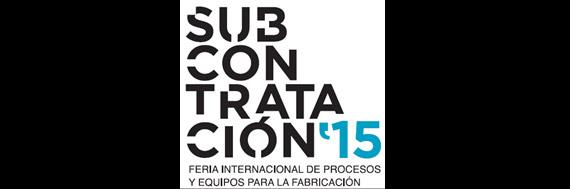 SUBCONTRATACION 2015 in Bilbao