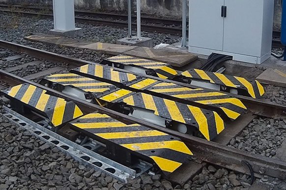 DANOBAT DWPM for EUSKOTREN installed in Gernika