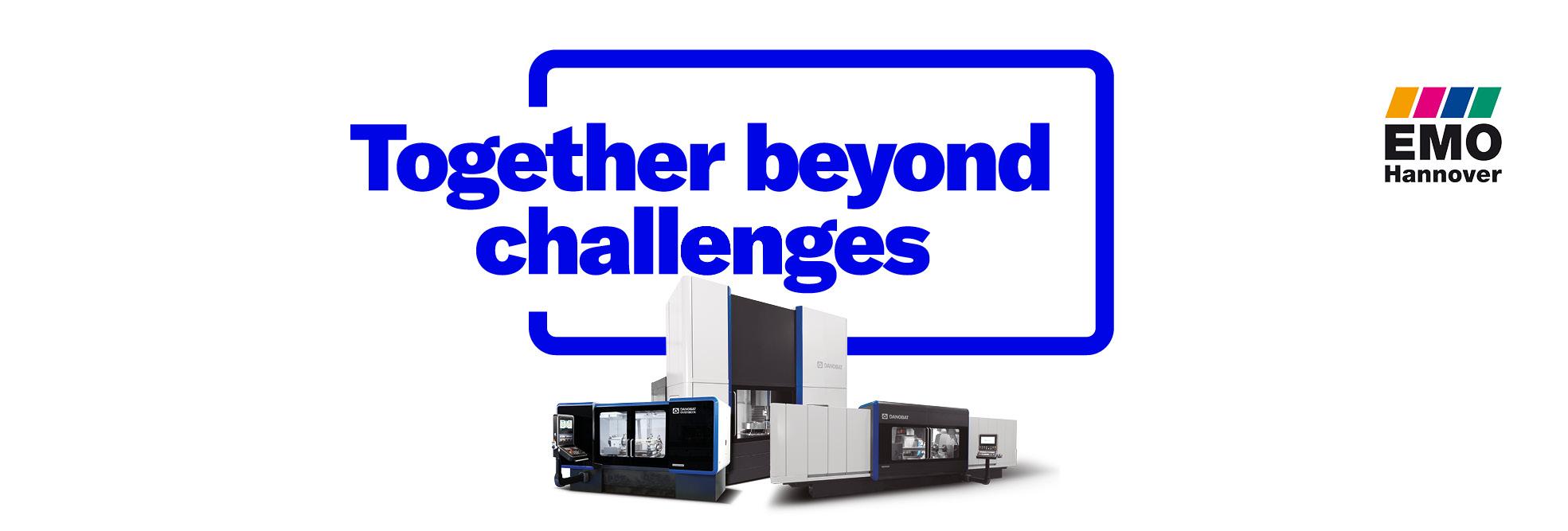 Danobat presenta sus soluciones en el ámbito de la precisión y la digitalización en la EMO de Hanover