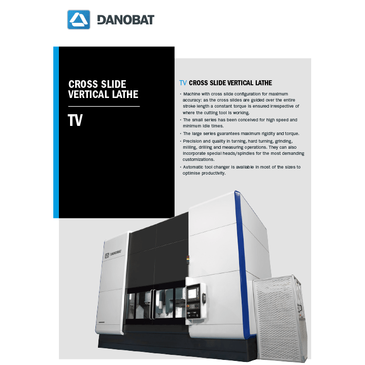 TV drehmaschine
