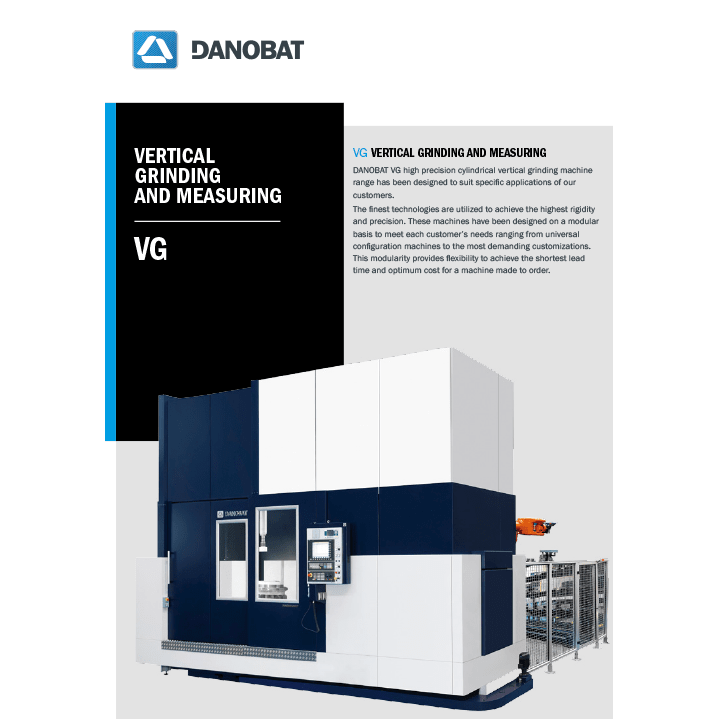 VG vertical grinding machine