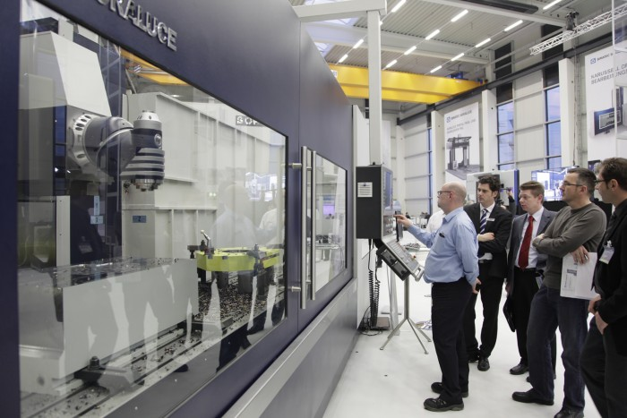 SORALUCE displays avant-garde innovations and technological developments during Technology Days 2015