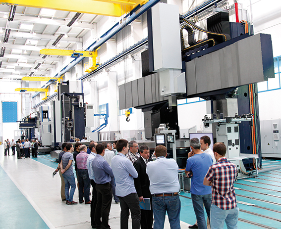 SORALUCE Vertical turning masterclass and milling & boring EXPO 2015