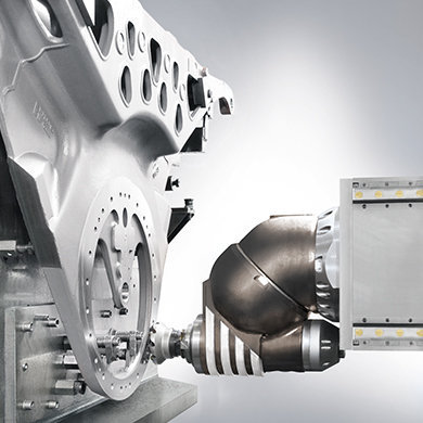 FLP Flexible and highly dynamic machining solutions SORALUCE