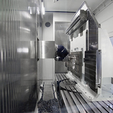 Модель FMT - Обработка крупногабаритных рамных конструкций - Компания SORALUCE