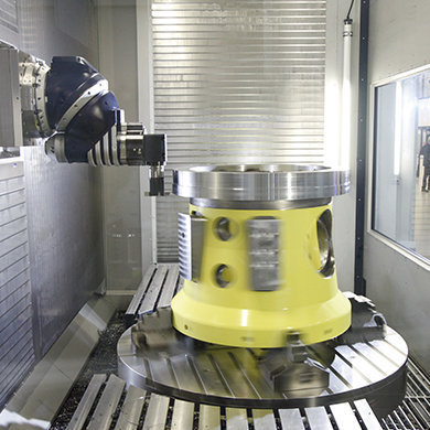 Модель FMT - Операции наружной токарной обработки - Компания SORALUCE