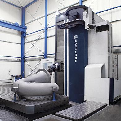 FR-FX-FXR Cabezal milesimal para mecanizados de precisión