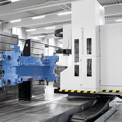FS Pendular machining SORALUCE