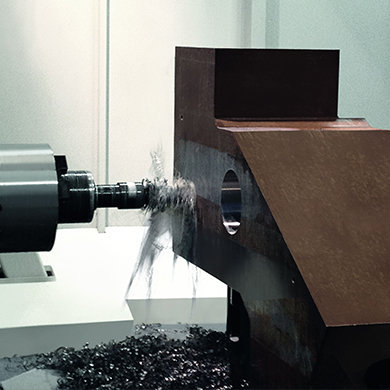 Inconel machining