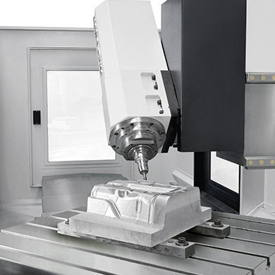TA-A Five axis machining SORALUCE