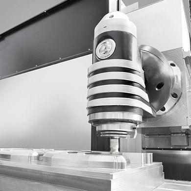 TA-A Mould Surface finishing operation SORALUCE