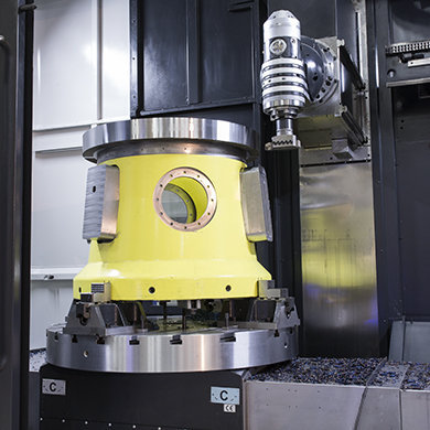 TA-M Turning, milling, drilling and threading operations, on one single machine SORALUCE