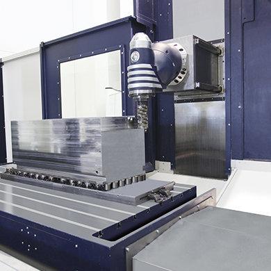 TR Werkzeugbohrbearbeitung SORALUCE