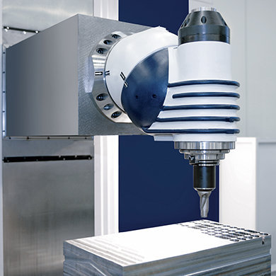 TR Repetitive drilling operation on a stainless steel part SORALUCE