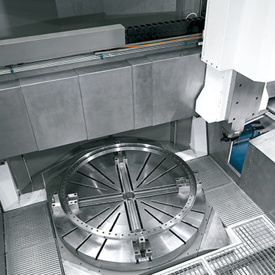VTC-H Ring turning and grinding SORALUCE