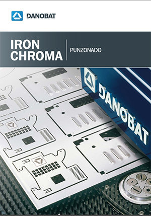 CHROMA punzonadoras servoeléctricas DANOBAT