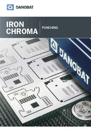 Штамповочный станок с сервоэлектрическим приводом серия CHROMA от компании DANOBAT