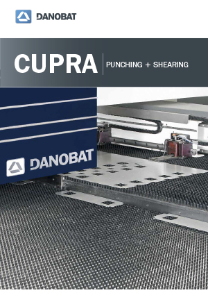 CUPRA Punching and shearing DANOBAT
