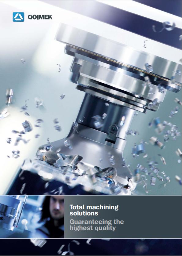 GOIMEK Total machining solutions
